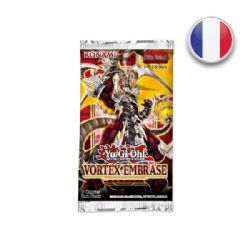 YU-GI-OH! -  VORTEX EMBRASE PAQUET BOOSTER (P5/B24) (FRENCH)