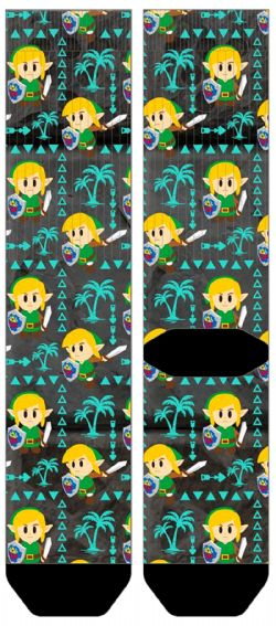 ZELDA - LINKS AWAKENING -  1 PAIR OF