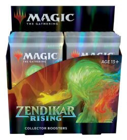 ZENDIKAR RISING -  COLLECTOR BOOSTER PACK (ENGLISH)