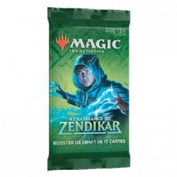 ZENDIKAR RISING -  PAQUET BOOSTER DRAFT PACK (FRENCH) -  MTG