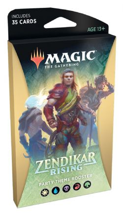 ZENDIKAR RISING -  PARTY THEME BOOSTER (ENGLISH) (35)