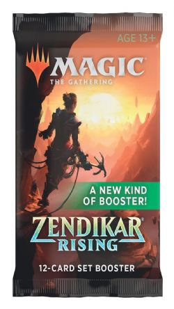 ZENDIKAR RISING -  SET BOOSTER PACK (ENGLISH) (P14/B30/C6)