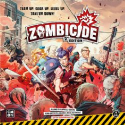 ZOMBICIDE 2ND EDITION -  BASE GAME (ENGLISH)