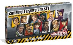ZOMBICIDE 2ND EDITION -  CHRONICLES SURVIVORS SET (ENGLISH)