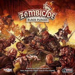 ZOMBICIDE BLACK PLAGUE -  BASE GAME - USED (ENGLISH)