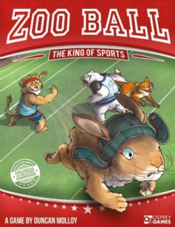 ZOO BALL - THE KING OF SPORTS -  BASE GAME (ENGLISH)