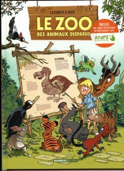 ZOO DES ANIMAUX DISPARUS, LES 01