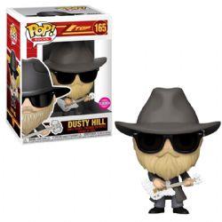 ZZ TOP -  POP! VINYL FIGURE OF DUSTY HILL (4 INCH) 165