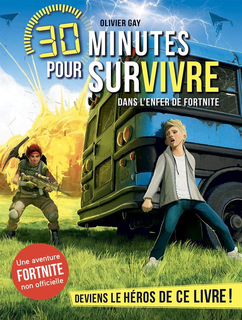 30 MINUTES POUR SURVIVRE -  DANS L'ENFER DE FORTNITE
