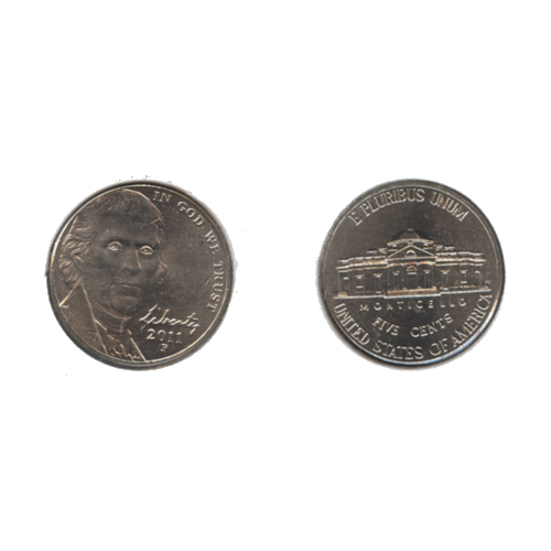 5 CENTS -  5 CENTS 2011