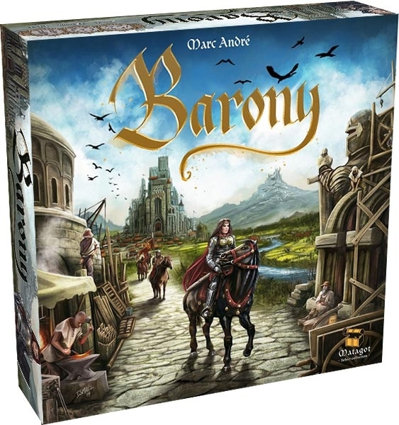 BARONY -  BARONY (MULTILINGUE)