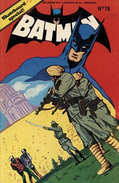 BATMAN -  ÉDITION 1978 78