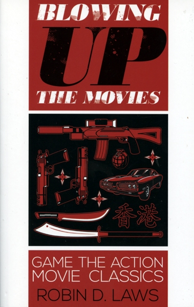 BLOWING UP THE MOVIES -  GAME THE ACTION MOVIE CLASSICS (ENGLISH)