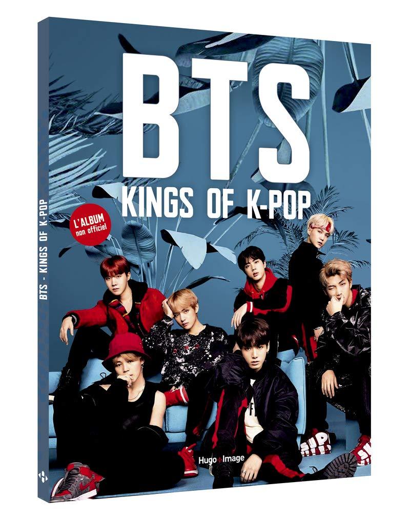 BTS -  KINGS OF K-POP - L'ALBUM NON-OFFICIEL