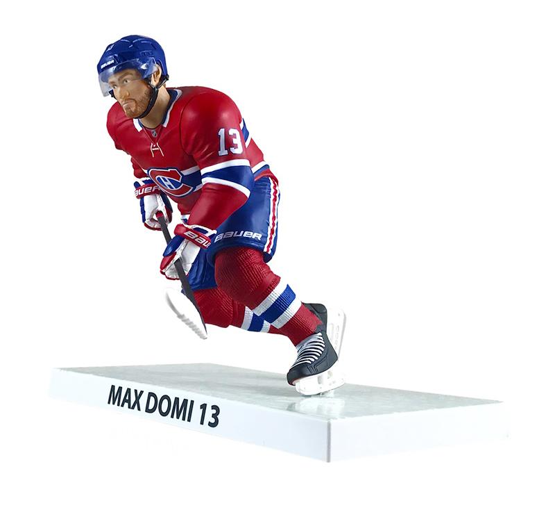 Canadiens De Montreal Max Domi 13 15 Cm Edition Limitee