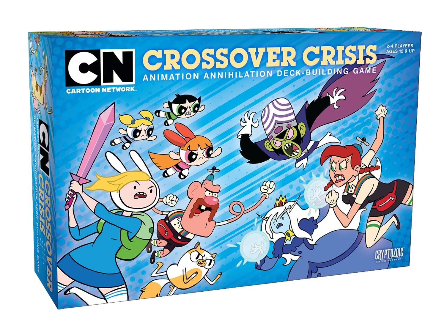Cartoon Cartoon Network Jeux Pizzageddon