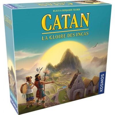 CATAN -  LA GLOIRE DES INCAS (FRANÇAIS)
