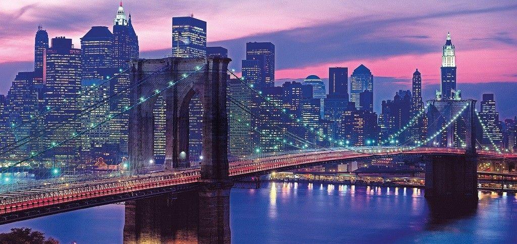 CLEMENTONI -  NEW YORK (13200 PIÈCES)