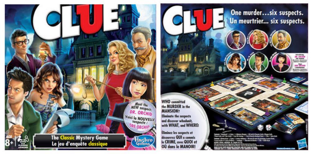 CLUE -  ACTUALISE (BILINGUE)