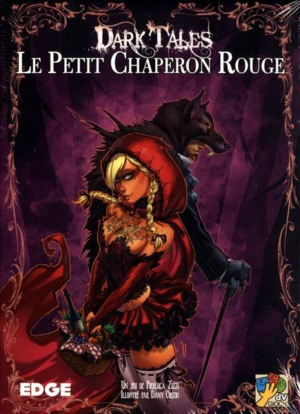 DARK TALES -  LE PETIT CHAPERON ROUGE (FRANÇAIS)