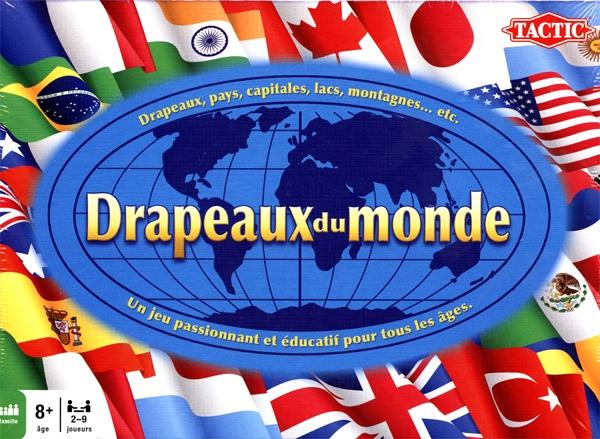 Drapeaux Du Monde Francais Jeux Familiaux