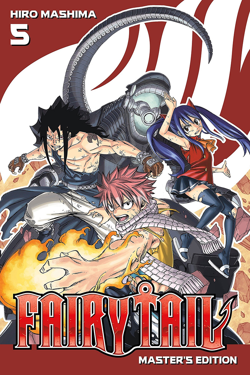 FAIRY TAIL -  MASTER'S EDITION (V.A.) 05