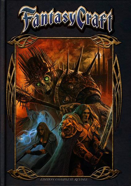 Fantasy Craft Livre De Regles Francais