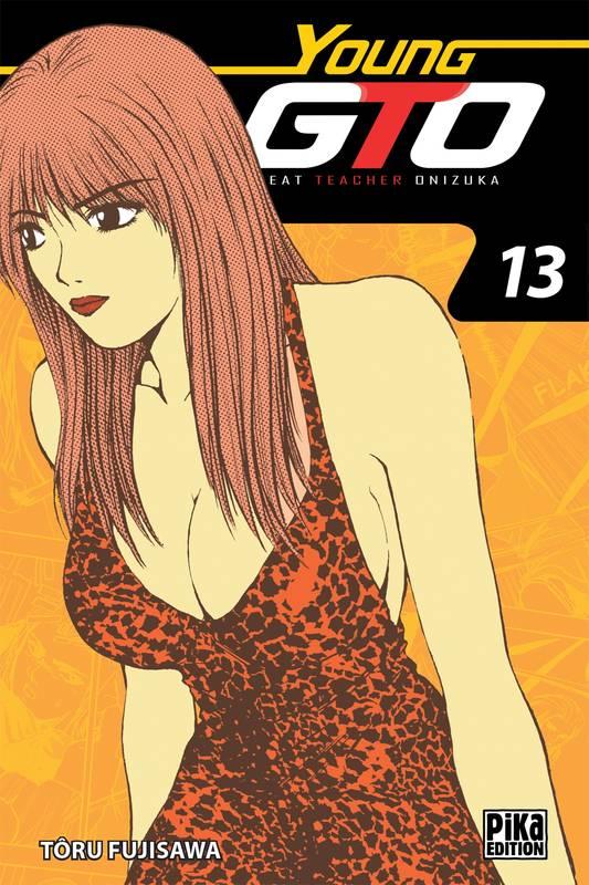 GTO (GREAT TEACHER ONIZUKA) - VOLUME DOUBLE (TOMES 25 & 26) - YOUNG GTO! 13 / ALBUMS EN FRANCAIS ...