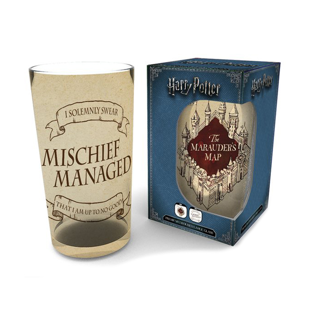 HARRY POTTER -  GRAND VERRE