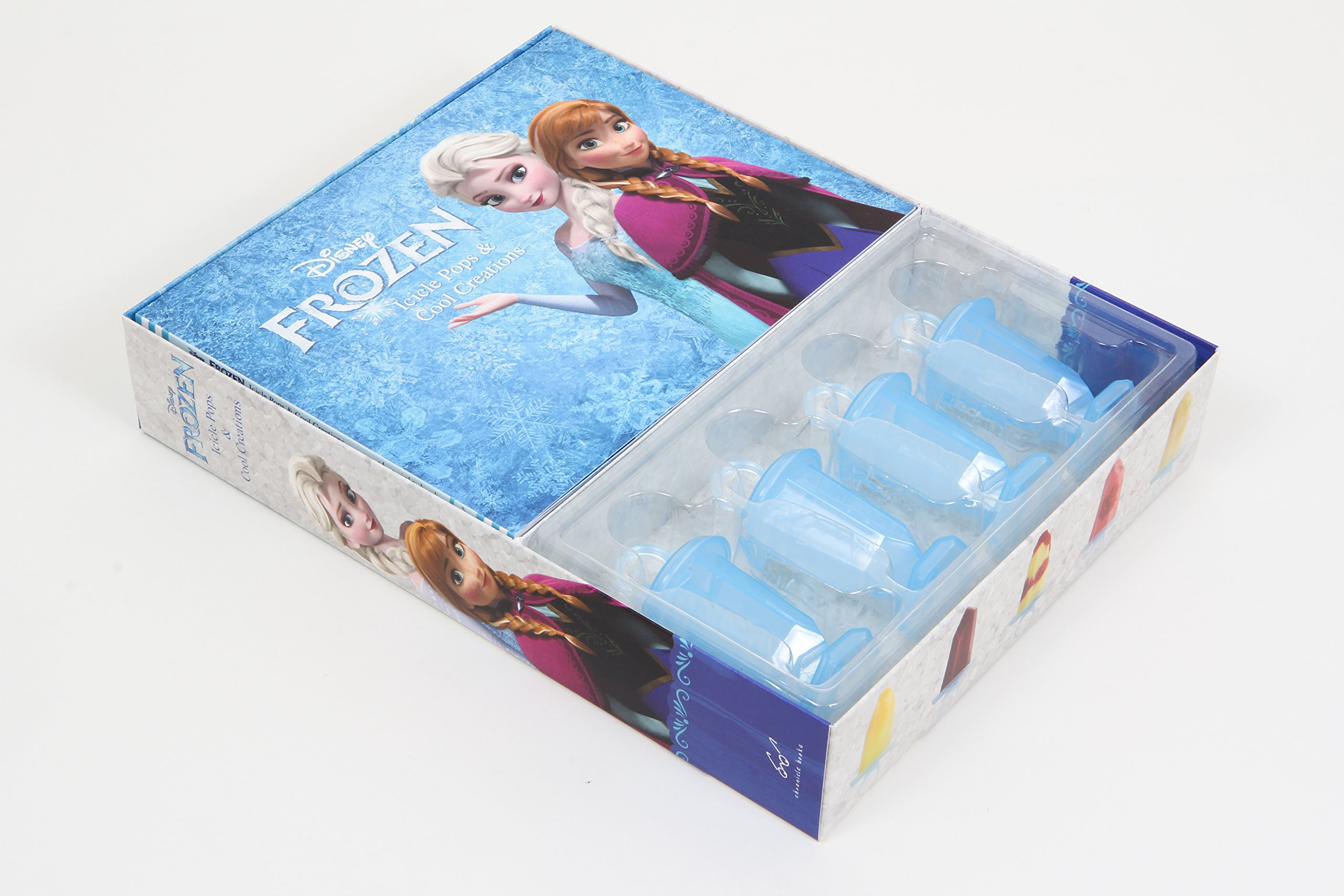 LA REINE DES NEIGES -  ICICLE POPS & COOL CREATIONS -  PRINCESSES DISNEY