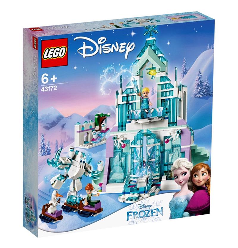 LEGO -  LE PALAIS MAGIQUE D'ELSA (701 PIÈCES) 43172