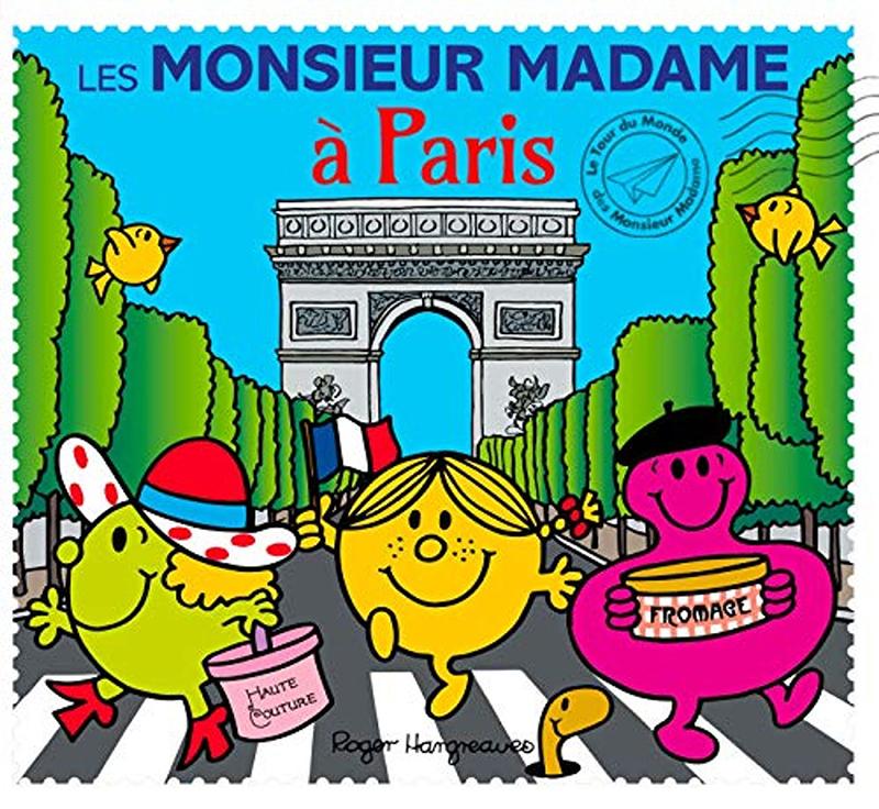 MONSIEUR MADAME -  À PARIS