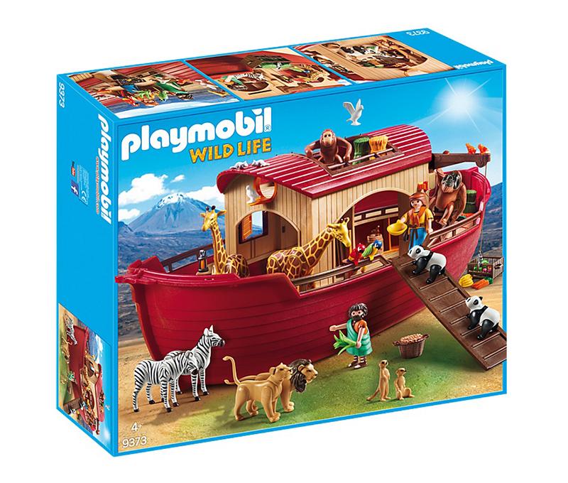 PLAYMOBIL -  ARCHE DE NOE AVEC ANIMAUX 9373