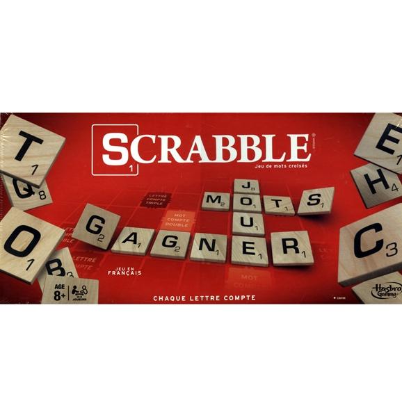 SCRABBLE -  SCRABBLE (FRANÇAIS)