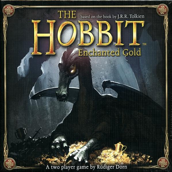 tout neuf pas mal les mieux notés SEIGNEUR DES ANNEAUX, LE - THE HOBBIT - ENCHANTED GOLD (ANGLAIS)
