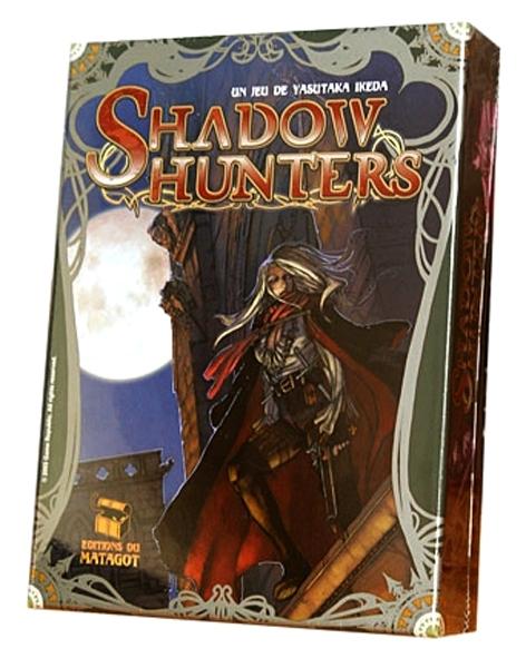 Shadow Hunters Jeu De Base Francais