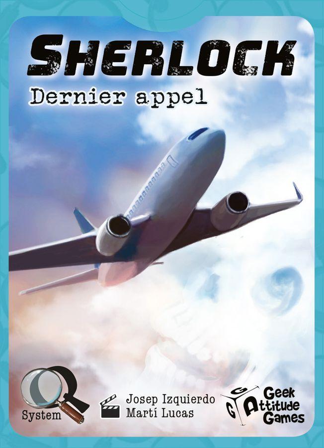 SHERLOCK -  DERNIER APPEL (FRANCAIS)