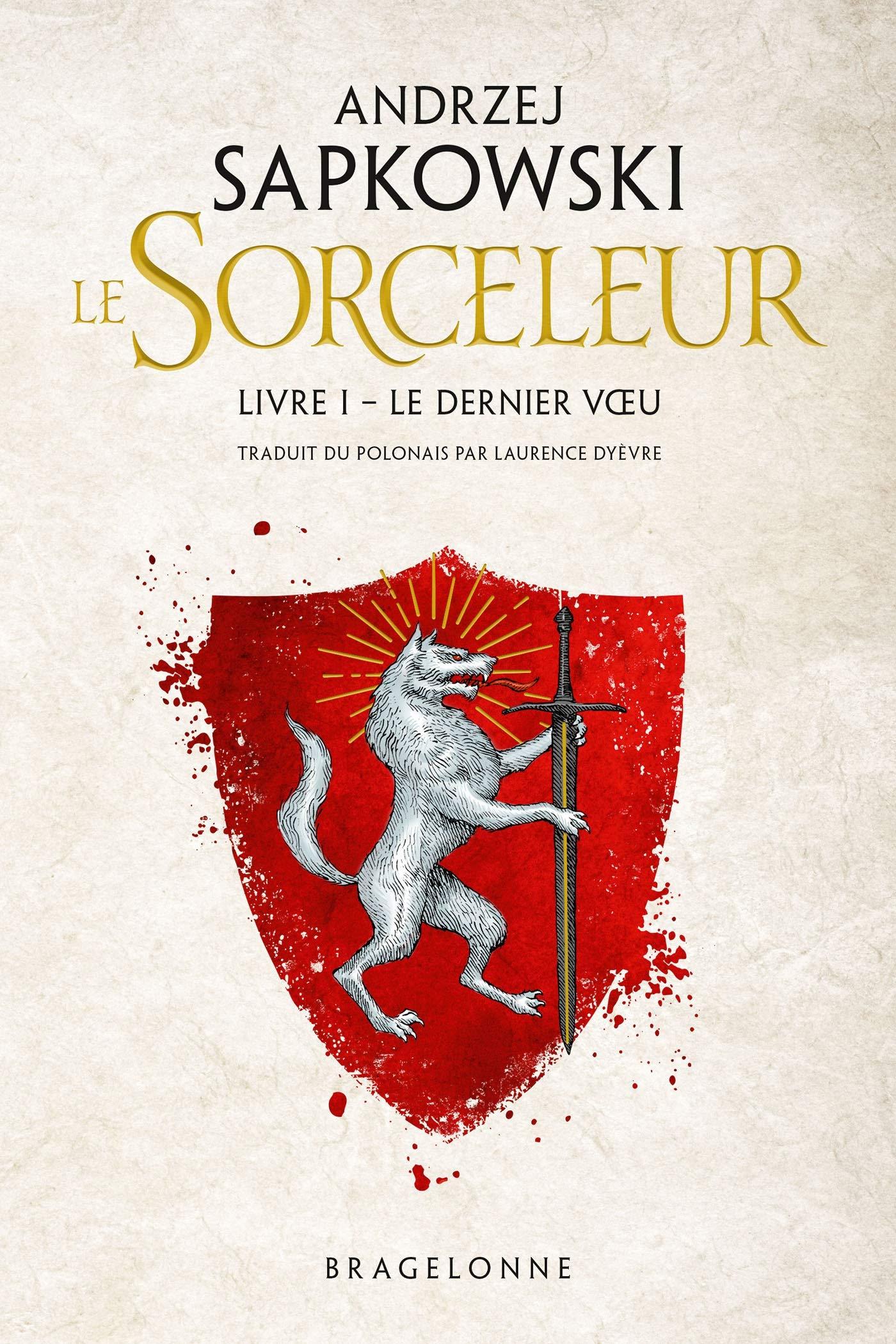 SORCELEUR, LE -  LE DERNIER VOEU (GRAND FORMAT) 01