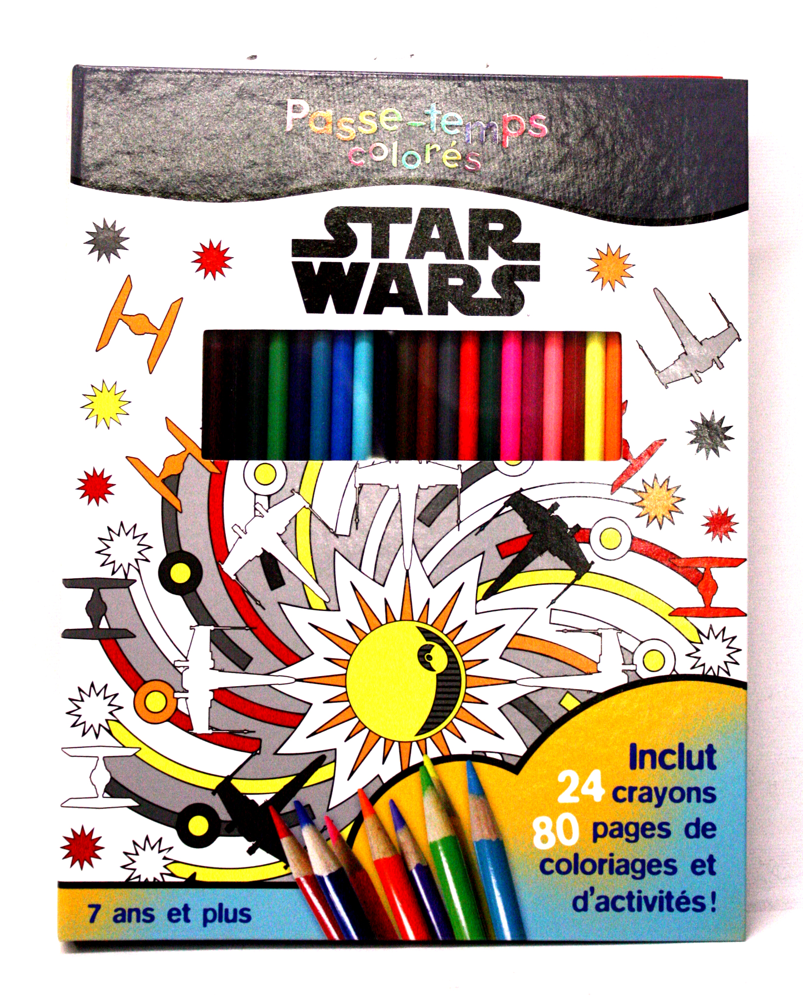 Star Wars Passe Temps Colores Livre De Coloriage