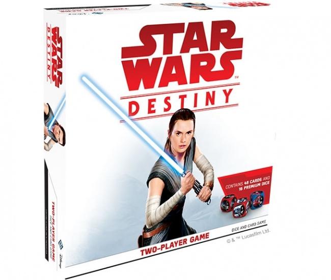 STAR WARS -  TWO PLAYER GAME (ENGLISH) -  STAR WARS DESTINY