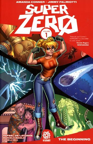 SUPER ZERO -  THE BEGINNING TP 01