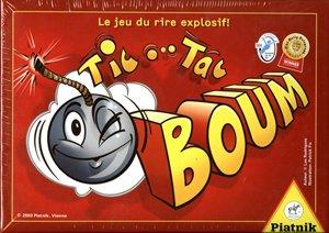 TIC TAC BOOM -  TIC TAC BOOM (FRANCAIS)