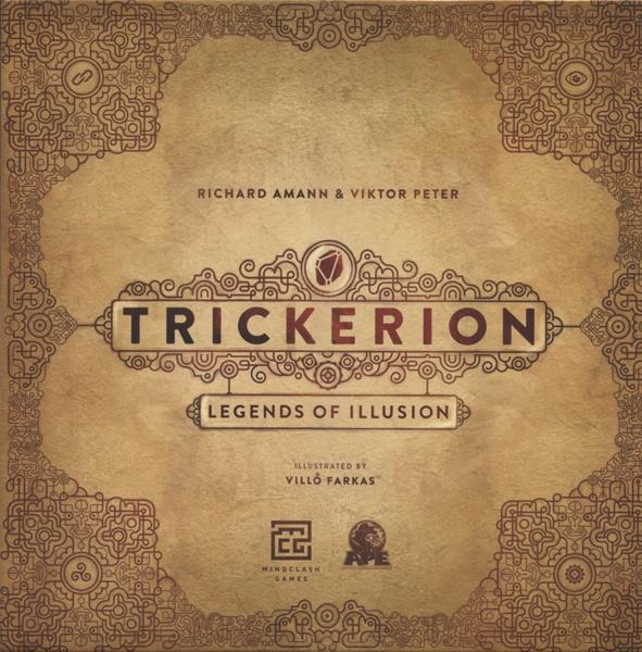 """Résultat de recherche d'images pour """"Trickerion"""""""