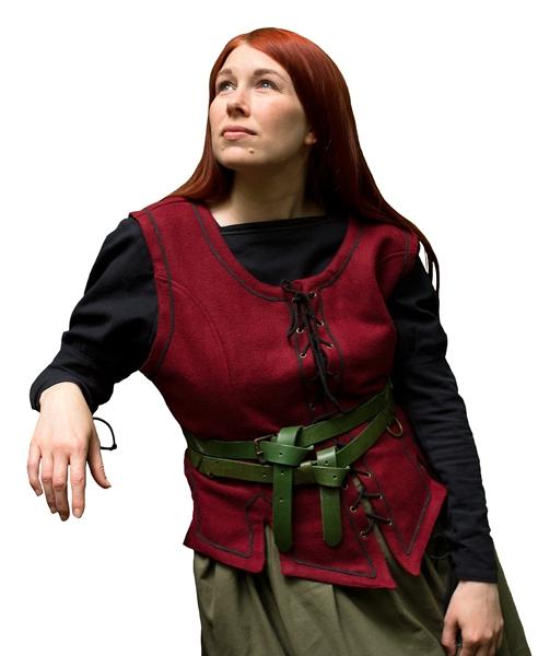 Pour Veste Médiévale Rougegrand Vestes Femme WrxBeCod