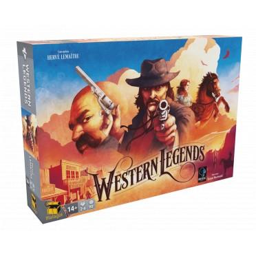 WESTERN LEGENDS -  JEU DE BASE (FRANÇAIS)