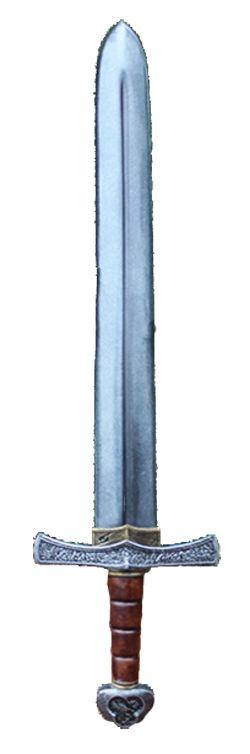 ÉPÉES -  ÉPÉE COURTE CROISADES (70 CM)