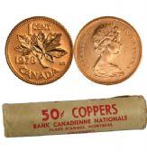 1 CENT -  ROULEAU ORIGINAL DE 1 CENT 1978 -  PIÈCES DU CANADA 1978