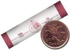 1 CENT -  ROULEAU ORIGINAL DE 1 CENT 2006
