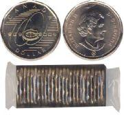 1 DOLLAR -  ROULEAU ORIGINAL DE 1 DOLLAR 2009