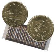 1 DOLLAR -  ROULEAU ORIGINAL DE 1 DOLLAR 2011